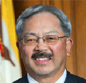 San Francisco Mayor Edwin M. Lee